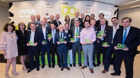 Arrow ECS Data Center Solutions Awards 2017